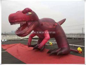 Great Design Vivid Dinosaur Inflatable Advertising Replica
