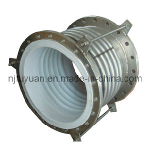PTFE Bellows to Compensate for Mechanical and Thermal Changes pictures & photos