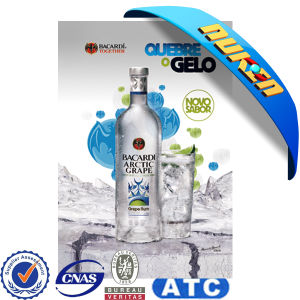 E-Co Friendly 3D Lenticular Advertising Poster pictures & photos