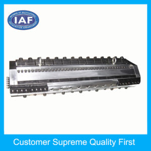 600mm Width OEM PP PE Single Layer Plastic Sheet Extrusion Mould pictures & photos