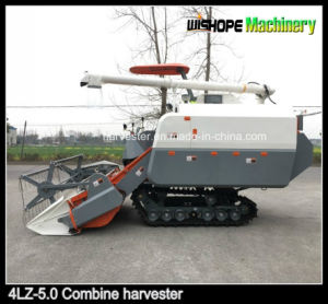 2.14m Cutting Width Wheat Combine Harvester 4lz-5.0z Similar Kubota pictures & photos