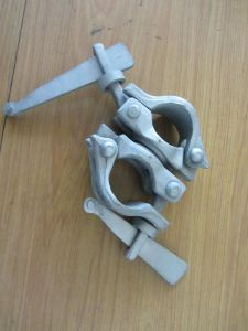 Construction Scaffolding Clamp Drop Forged Scaffolding Fitting Coupler pictures & photos