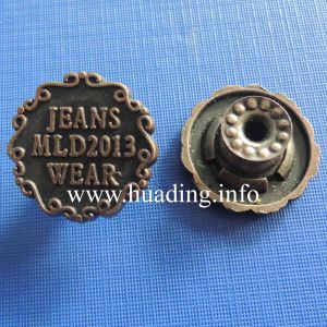 Fashion High Quality Jeans Button for Garment pictures & photos