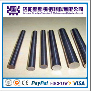 Polished Surface Pure Tungsten Round Rods /Molybdenum Round Bars Supplied in Different Sizes and Lengths by China Manufacturer pictures & photos