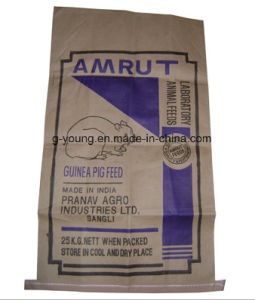 Good Quality 25kg PP Woven Cement Bag in China