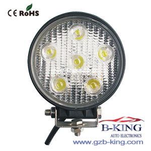 IP67 18W Spot Flood Beam LED Work Light with EMC pictures & photos