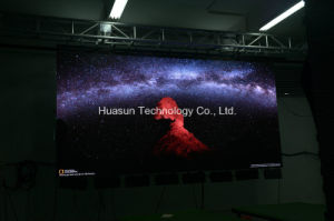 High Brightness Light Weight Flexible LED Screen LED Curtain pictures & photos