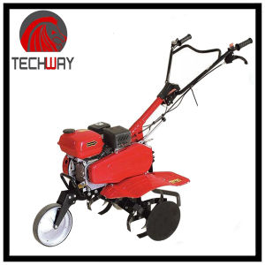 6.5HP Chain Driving Gasoline Tiller (TWGT500) pictures & photos