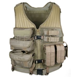 1000d Nylon Tactical Vest with SGS Standard for Army pictures & photos