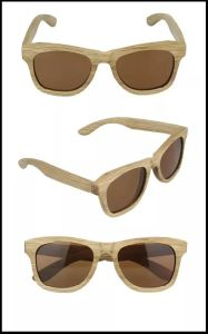 Latest Fashion Popular Style Wooden Sunglasses pictures & photos