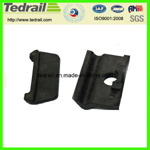 Rail Nylon Insulator Rail Components pictures & photos