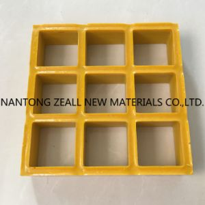 Anti-Acid Fiberglass Grating for The Chemical Plant