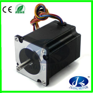 2 Phase Hybrid Stepper Motors NEMA23 1.8 Degree Jk57hs76-2804 pictures & photos