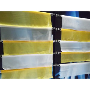 100% Polyester Printing Screen Mesh for Textile/Glass/PCB/Ceramic Printing pictures & photos