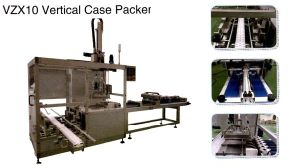 Vertical Case Packer with Packing Machine (VCP10) pictures & photos