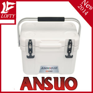 Plastic Ice Box with Handle 10L