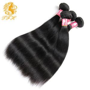 7A Grade 100% Indian Virgin Hair Straight-5A1 pictures & photos