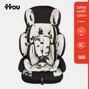 Pink Car Seat with Linen Fabric pictures & photos