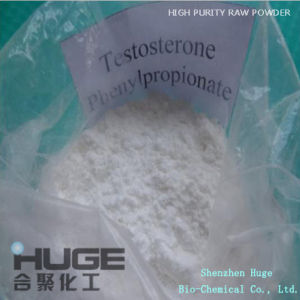 99% Quality Testosterone Phenylpropionate Steroid Powder CAS 1255-49-8 pictures & photos