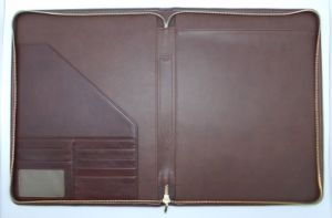 A4 Leather Portfolio (DP-031)