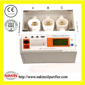 Iij-II Bdv 100kv Insulation Oil Tester pictures & photos