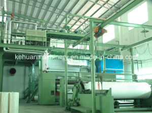1.6m SMS PP Spun Bond Nonwoven Fabric Making Machine pictures & photos