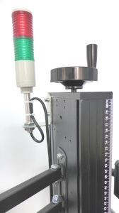 20W 30W Fiber Laser Marking Machine for PP/PVC/PE/HDPE Plastic Pipe pictures & photos