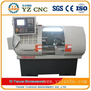 Ck6432A Horizontal Flat Bed High Quality CNC Lathe Machine Machine Tools pictures & photos