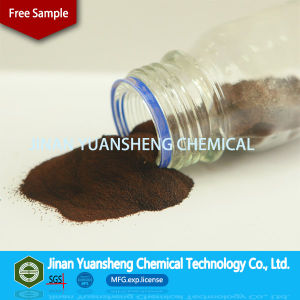 Yellow Brown Sodium Lignin Sulfonic Acid Powder in Ceramic Applications pictures & photos
