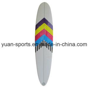 EPS Core Long Hard Soft Surfboard 9′6