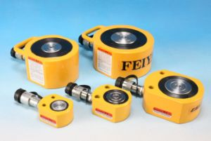 (FY-RSM) Flat Mini Hydraulic Cylinders Single Acting, Spring Return pictures & photos