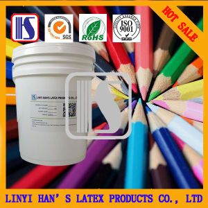 Waterbased White Super Emulsion Wood Adhesive Glue for Pencil pictures & photos