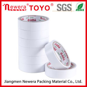 24mm X 10m Double Sided Adhesive Cotton Tape pictures & photos