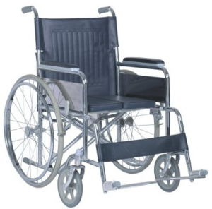 Steel Wheelchair (FY874) pictures & photos