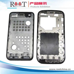 High Precsion Plastic Injection Parts with Metal Insert pictures & photos