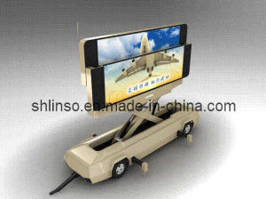 Linso Mobile Multi-Function LED Trailer (YES-T12)
