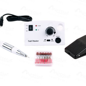 Nail Decorate Polish Machine Manicure Pedicure Set Drill Tool Micro-Controlled pictures & photos