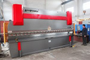 Torsion Bar Hydraulic Press Brake/Bending Machine (WC67Y-100T/3200 E10) pictures & photos