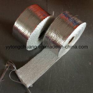 Aluminum-Foil Coated Fiberglass Insulation Tape pictures & photos
