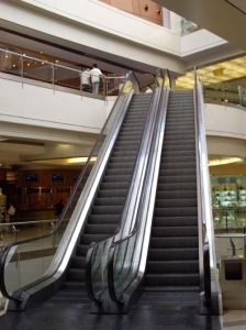 China indoor and outdoor escalators and elevator for for Indoor elevator