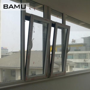 Double Glazing Aluminum Tilt Turn Window