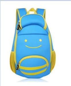 Big Smile Children′s Backpack Bags pictures & photos