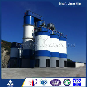 Energy-Saving Vertical Lime Kiln for Industrial Construction Machine pictures & photos