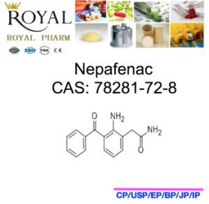 Good Quality, Low Price, Made in China, Nepafenac CAS: 78281-72-8 pictures & photos