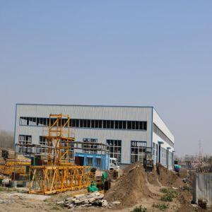 Light Steel Structure Workshop with Plastic Steel Window pictures & photos
