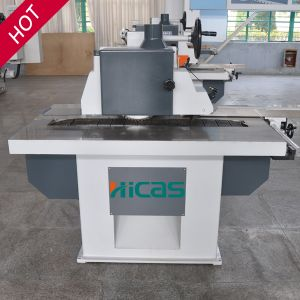 Hcj154 Automatic Feeding Single Blade Rip Saw for Woodworking pictures & photos