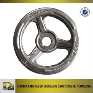 Butterfly Valve Handwheel in Stamping Process pictures & photos