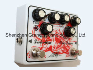 2-in-1 Distortion Overdrive Guitar Effect Pedal (DO-2) pictures & photos