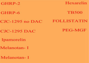 Reagents Melanotan II Peptide Mt 2 for Injection CAS: 121062-08-6 pictures & photos