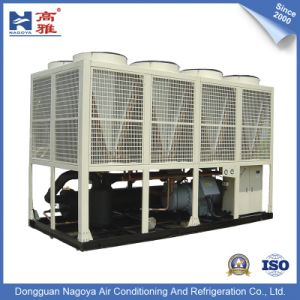 Air Cooled Screw Chiller with Heat Recovery (KSCR-0610AD 200HP)